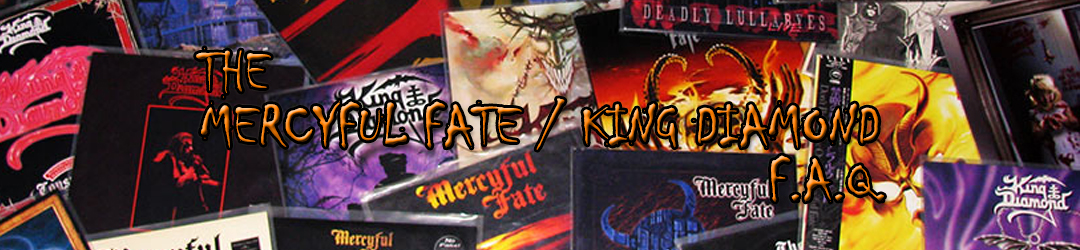 The Mercyful Fate / King Diamond F.A.Q.