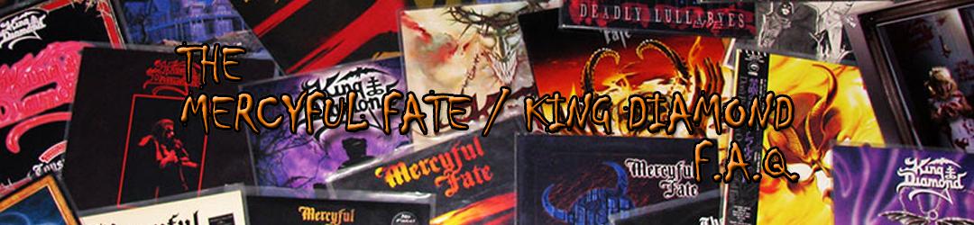 The Mercyful Fate / King Diamond F.A.Q.